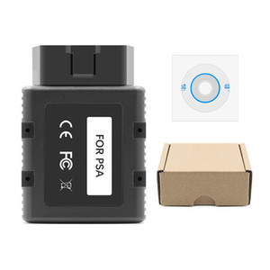New PSA-COM PSACOM Bluetooth Diagnostic and Programming Tool for Peugeot Citroen Replacement of Lexia-3 PP2000