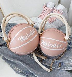 Vendita Abbigliamento Vintage Donne Borse pallacanestro calda Borse Portafogli per le donne catena in pelle a tracolla e sacchetti di spalla 387043