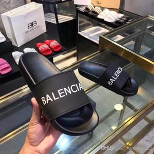 2019 sandalias y zapatillas de las nuevas mujeres del diseñador de estilo son simples y con estilo, los diseñadores diseñan varios colores para elegir