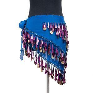 2020 Women belly dance skinnow gunling الهامشية tassel costume 9793