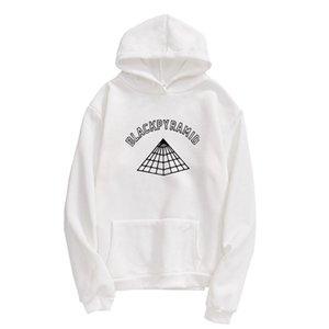 2019 Black Pyramid autunno inverno segno di abbigliamento alfabeto luce per un paio di ragazzi maschio e womenautumn hoodie