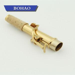 soprano saxophone neck Nickel plated carved designs Sax Accessories soprano saxophone bent his neck