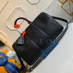 Keepall 45 сумочка Луис 2020 l45 дизайнер роскошный кошелек кожаный высокое качество вит Д цветочным узором камера путешествия вещевой сумки тотализатор новый 00c2e8#