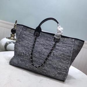 High-end di alta qualità viaggio vacanza designer borsetta borsa da spiaggia lo shopping essenziale grande tote capienza con iphone inserto bag new5a9a #