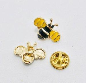 Nouvelle personnalité mode hipster insecte strass perle creux sculpté cristal gothique abeille araignée dessin animé mignon élégant animal broche