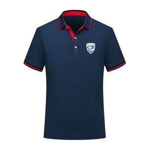2020 Brescia FC Men Fútbol Polo Fútbol Fútbol de manga corta Polos Moda Deporte Entrenamiento Polos Fútbol Fútbol T-shir
