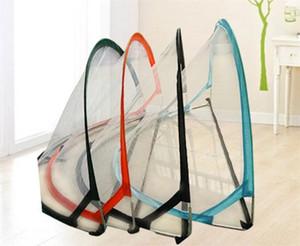 Oxford portátiles para niños Puerta fútbol sólido Fácil de instalar Mini Padres de Niños Juguetes Eco Friendly plegable contra del desgaste directo de fábrica 11glI1