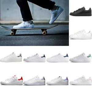 Nuevos originales mejores zapatos de mujer zapatos de marca Stan de la moda zapatillas de deporte de Smith zapatillas de deporte de cuero ocasionales zapatillas de deporte de los hombres Zapatillas de tenis 2019