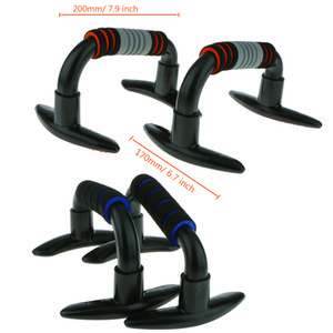 Push Up Bars Pushup Stands Handles Grips Bar Equipment for Arm Chest Exercise Fitness Home Gym