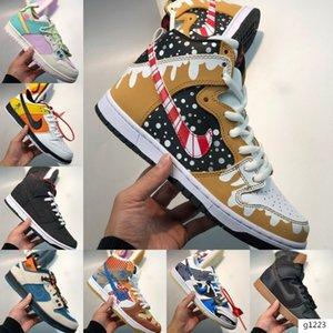 2020 scarpe di qualità di sport esterni Sneakers SB ZOOM DUNK uomini di modo caldo di Donne