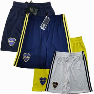 2019 2020 2021 Boca Juniors Futbol Şort De Rossi CARDONA TEVEZ 20 uzağa 21 ev 3 futbol Sports şort pantolon S-2XL