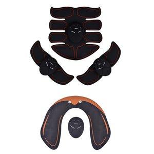 EMS-Typen Wireless Muskel-Stimulator EMS Stimulation Körper Abnehmen Schönheit Maschine Bauchmuskeln Übungsgeräte Trainingsgerät Body Massagegerät