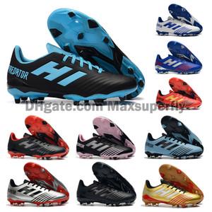 2019 أحذية الساخن المفترس 19.4 FG تانجو 19 دعوى الباردة FG كرة القدم المرابط أحذية كرة القدم للرجال لكرة القدم رخيصة حجم 39-45