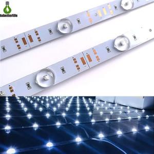 3030 엄밀한 스트립 빛 확산 반사 렌즈와 LED 스트립 빛 12W 화이트 격자 백라이트