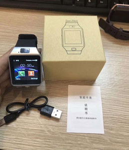DZ09 Smart Watch Android SIM Intelligent Mobile Phone Watch Can Record the Sleep State Bluetooth Smart Watches Wholesale