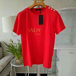 Womens Tasarımcı Tişört Lüks gömlek Yaz Marka Üst Tee Çift Yüksek Kalite Marka Gömlek Tasarımcı Giyim XS-2XL ltt9050802