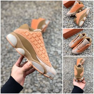 Jumpman 13 13s Cap And Gown mens Kids basketball shoes Atmosphere Grey Terracotta Blush Cat Black Flints Bred Chicago sports Sneakers
