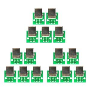 15 Pcs USB Type B femelle SFE Dip Connecteur d'utilisation Pièces minuscules