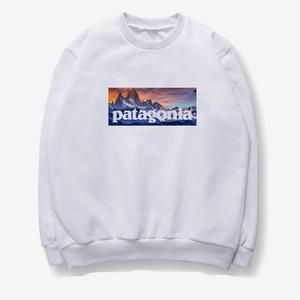 Patagonia de luxe Designer Hoodies Mode féminine de haute qualité sport Sweats à capuche Homme Femme Sweat-shirt Designer DHBOWY37