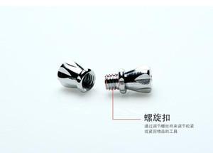 Оптовая DIY ювелирных аксессуаров материал браслет ожерелье ссылка пряжка металлическая пряжка для различных аксессуаров цепи