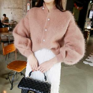 Womens 2020 Luxury Brand Knit Jumper Maglieria da donne di lusso di modo del maglione Autunno Inverno Abbigliamento Designer Clothes signore Cardigan