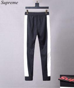 Fashion men's jeans crime slim casual pants elastic pants light blue suitable for loose cotton jeans brand jeans for men #~~#QW6