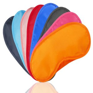 Travel Sleep Rest Sleeping Aid Mask Eye Shade Cover Comfort Blindfold Shield   by dhl 500pcs
