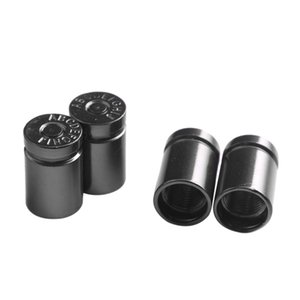 Cheap Valve Stems & Caps Pack Of 4 Car Truck Motorcycle Bike Wheel Tire Stem Valve Caps Dust Covers