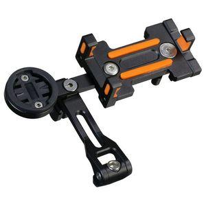 Vélo téléphone portable Support avec le code de table Porte-Alloy Support vélo Rod Accessoires Extension