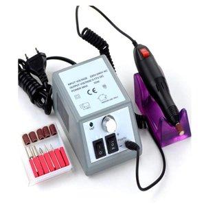 Electric Professional Nail Drill Machine Manicure Pedicure Pen Tool Set Kit New Nail Art Tools JJD1926