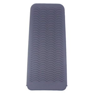 Heat Resistant Safety Silicone Mat Pouch for Hair Straightener