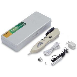 Akupunktur Noktası Dedektörü Akupunktur Noktası Cihazı Elektronik Akupunktur Meridyen Enerji Tedavisi Masaj Kalem Ağrı kesici Tedavisi Sağlık