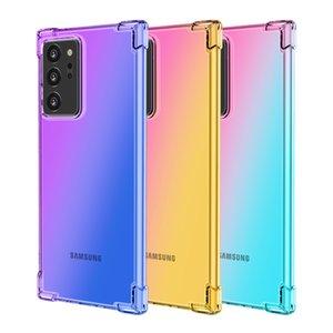 Antichocs Case pour Samsung note 20 10 9 8 S10 S10 E S9 S8 S20 plus M10 M20 A60 S7 M21 M51