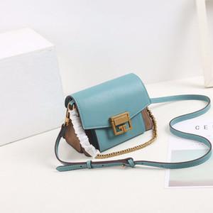 Designer luxury handbag wallet high quality leather women's Messenger bag 2019 fashion brand bag designer shoulder bag