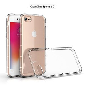 Air cushion for iPhone11 transparent TPU phone shell protective sleeve soft shell Anti-collision and drop-resistant factory direct