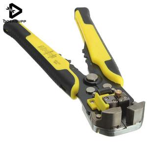 Doersupp Automatischer Draht Striper Cutter Stripper Crimper Zange Krimpanschluss Handwerkzeug Schneiden und Abisolieren Draht Multi
