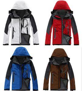 Hiver MASCULIN Nord Chandail en molleton Veste souple vareuse pour hommes Norte face extérieure manteaux sport TAILLE S -XXL