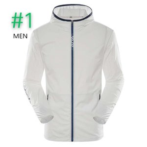 Outdoor breathable sunscreen clothing couple sunscreen jacket summer 2020 anti-new fashion sports sunscreen clothing