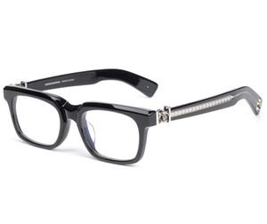 Chrome Marque Lunettes Fashion Frame Rétro lunettes optiques Lunettes Cadre pour Hommes Femmes Myopie Lunettes Lunettes design avec boîte originale