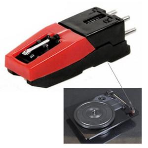 2020 i più nuovi Phono Cartridge Turntable w / Stylus di ricambio nero rosso per Vinyl Record Player economico e durevole