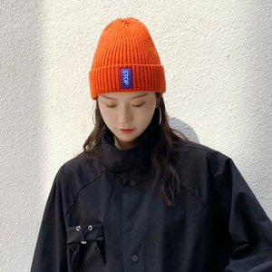 Beanies Winter Knitted Caps Woman Little Man Embroidery Hats Man Autumn Hat Female Hip-hop Beanie Bonnet Gorros Mujer Invierno