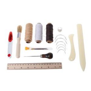 23 Stück Handwerkzeuge Binden von Büchern Kit Starter Werkzeuge Set Falzbeine Papier Lineal Sewing Supplies 23pcs Hand jPKLJ