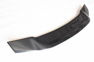 Новый автомобиль Real Carbon Fiber Trunk Спойлер Wing Lip Для C CLASS W204 2 Двери R Модель 2007-2013 Задний спойлер