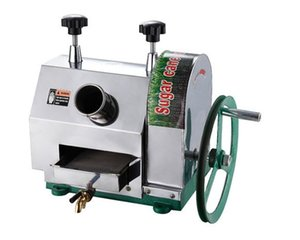 Manual de caña de azúcar que exprime la máquina de Caña de Azúcar Exprimidor Máquina precio