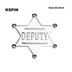Deputy Lapal Pin On Backpack Pins For Clothes XY0131