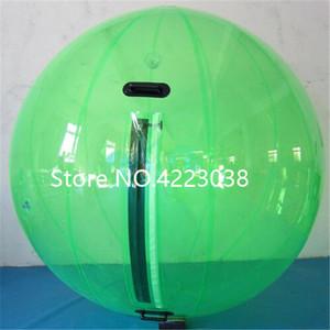 شحن مجاني 2 متر pvc واضح نفخ الكرة الهامستر الإنسان المشي الكرة نفخ المياه zorb الكرة المطاطية العملاقة