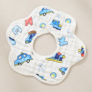 2020 Childrens Fashion Burp Cloths Boys and Girls Practical Bibs Baby Supplies 2020 New Wholesale Hot Selling Toddler Saliva Towels