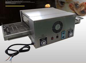 elettrico / gas 12 pollici trasportatore commerciale forno per pizze pizza forno trasportatore pizza nastro trasportatore forno spedizione gratuita in tutto il mondo