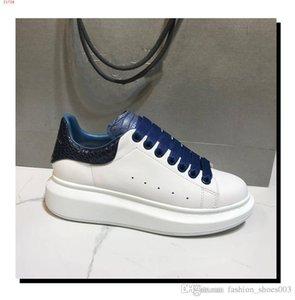 Collezione primavera Uomo Sneakers oversize con tacco in pitone stampato Scarpe piatte casual in vera pelle per donne e uomini in movimento, taglia 34-45