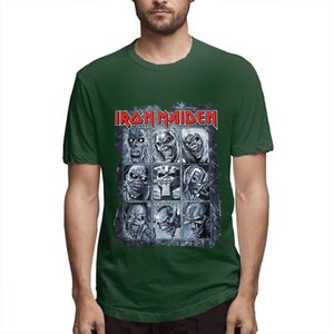Iron Maiden T Shirt cute shirts Wildest Dreams Vortex Band Logo Official Mens New Black Shirts Graphic Shirt s5707